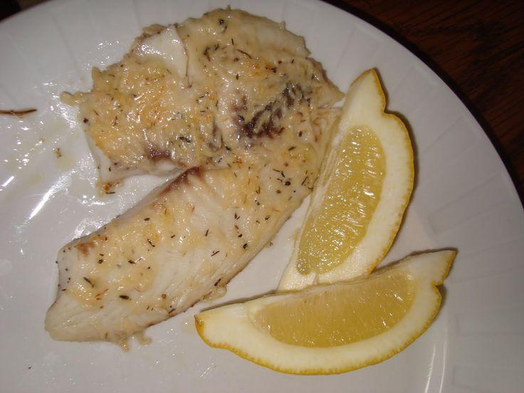 Easy Baked Parmesan Tilapia