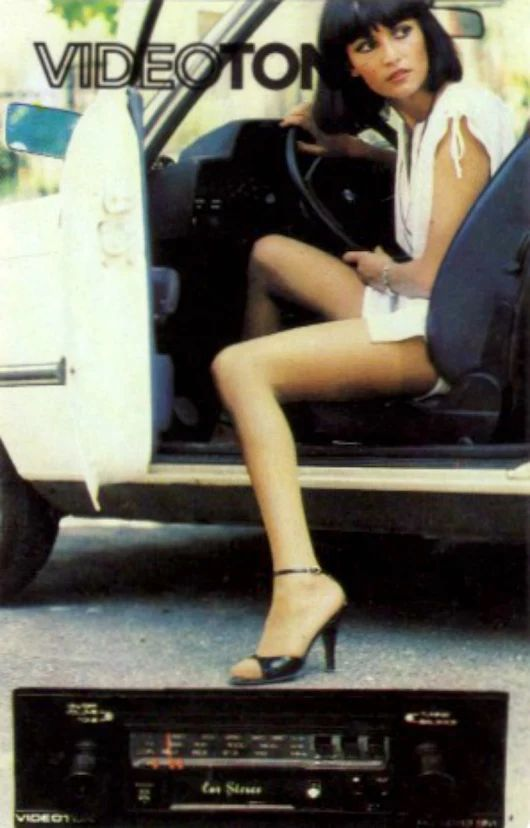 Baby you can drive my car. VIDEOTON Car Audio 1983 - Hungary. www.1001hifi.com
