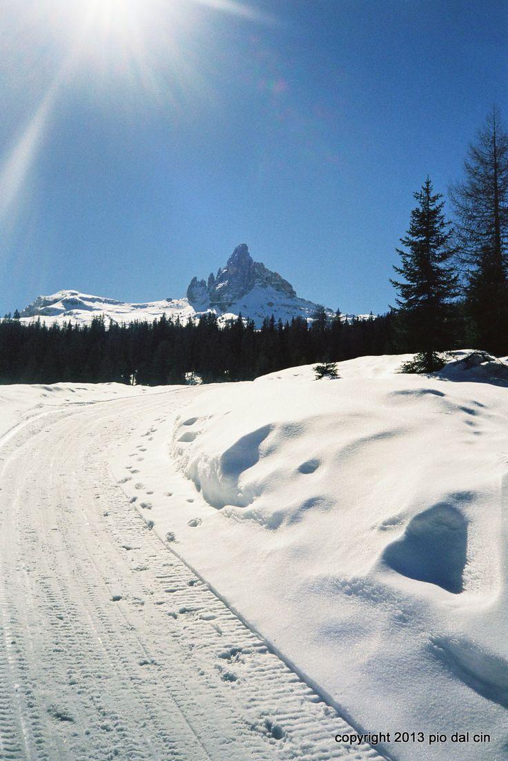 Cortina d'Ampezzo Dolomites Italy