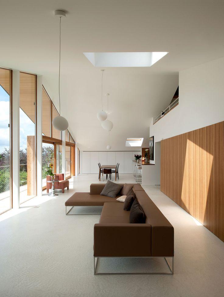 Villa in Génolier by LRS Architectes (5)