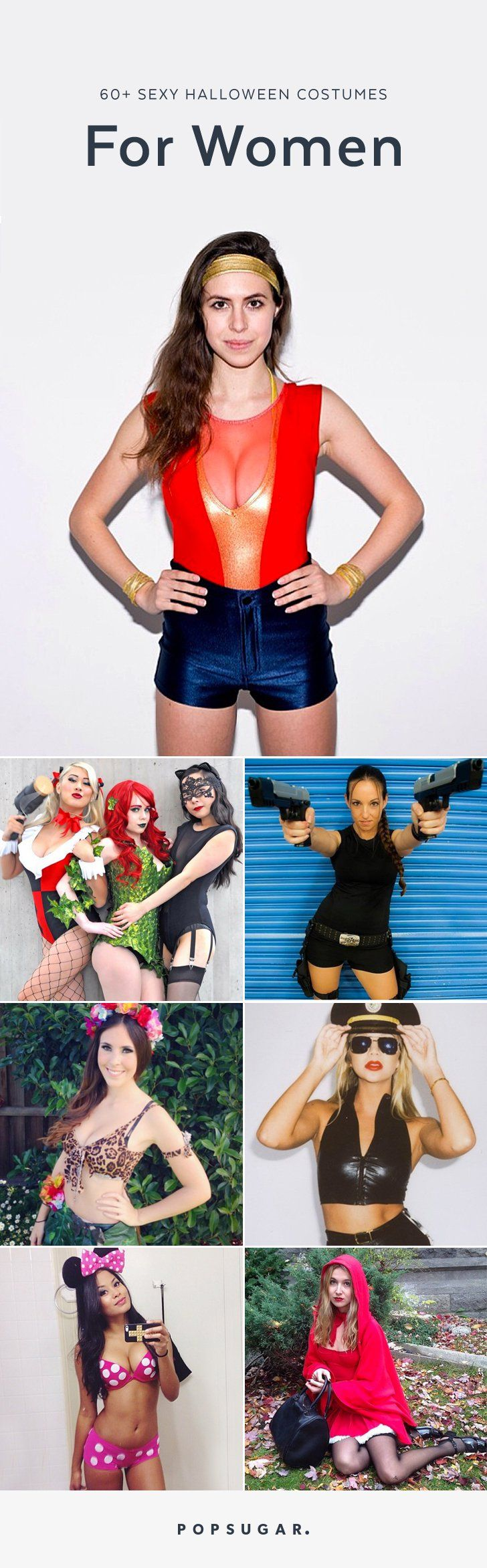 69 Sexy Costume Ideas For Your Hottest Halloween Yet