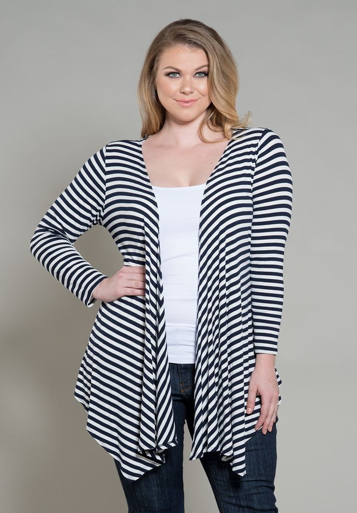 We are loving our new Ashley Cardigan!! It also comes in Black and Sand!