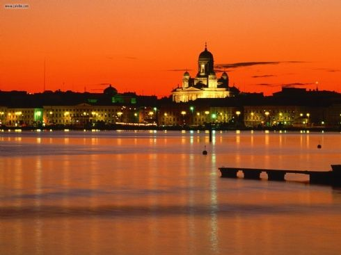 Helsinki. Somehow it became special place for me, and it stays.