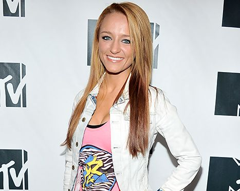 Teen Mom's Maci Bookout Pregnant With Second Child - Us Weekly