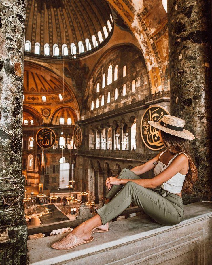 Hagia Sophia – Turkey – #Hagia #istanbul #Sophia #…