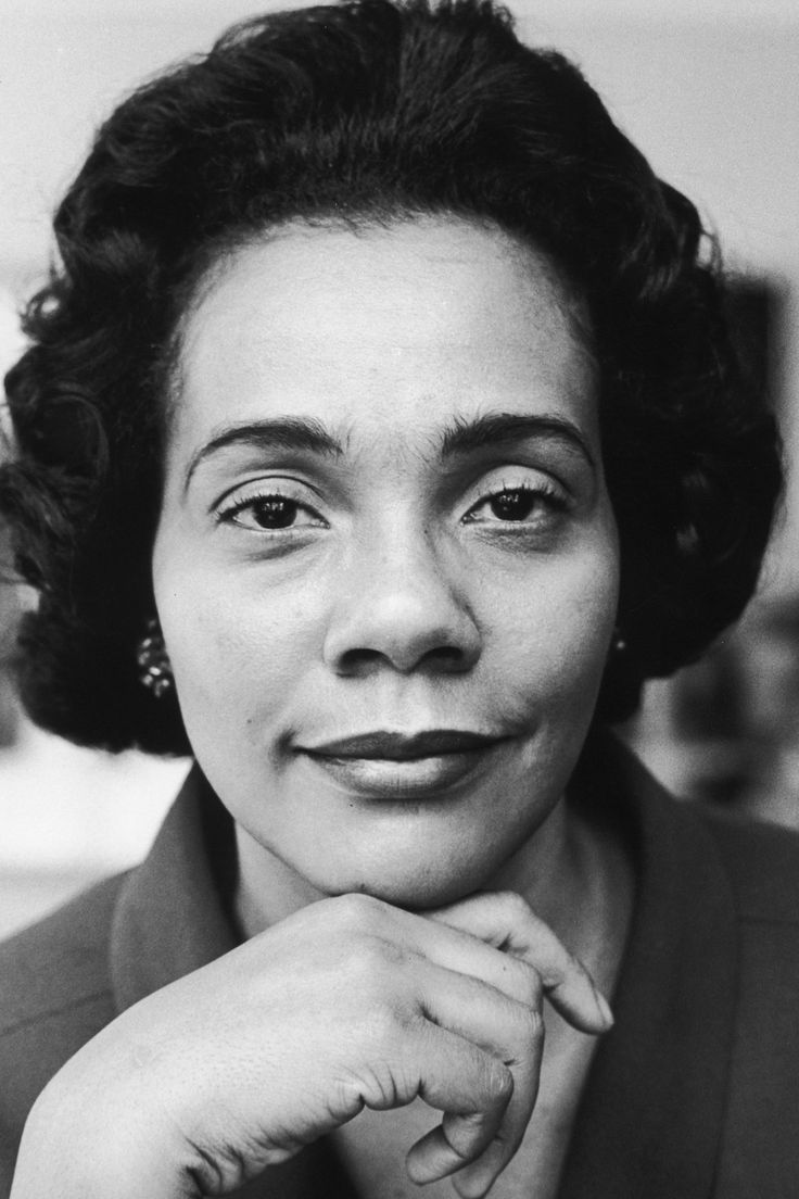 """CORETTA SCOTT KING FABULOUS """"Twenty Five Inspiring Women That Changed The World/ Harper's Bazaar, Mar 8, 2016 Although most notable for her marriage to Martin Luther King Jr. and her work with Civil Rights, Coretta Scott King devoted much of her life..."""