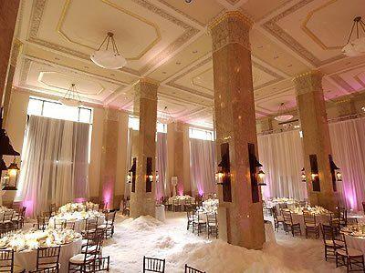 The Mezzanine Newark New Jersey Wedding Venues 1