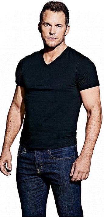 """"""" Chris Pratt 2014 - Men's Fitness """""""