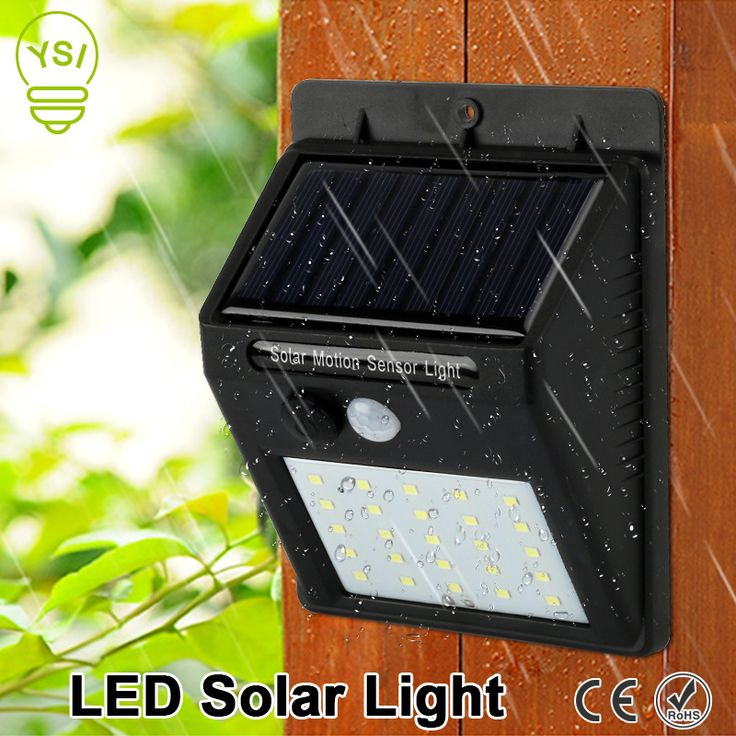 Waterproof Solar Lamp PIR Motion Sensor Wall Light 25 LED IP65 Infrared Solar Power Lamp For Energy Saving Outdoor Garden Light