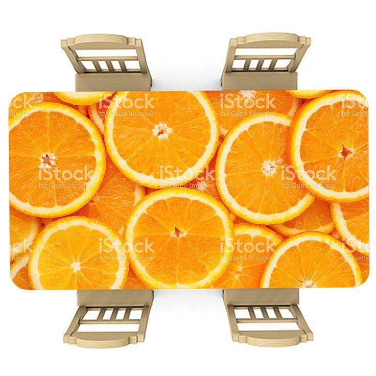 Tafelsticker Sinaasappels | Maak je tafel persoonlijk met een fraaie sticker. De stickers zijn zowel mat als glanzend verkrijgbaar. Geschikt voor binnen EN buiten! #tafel #sticker #tafelsticker #uniek #persoonlijk #interieur #huisdecoratie #diy #persoonlijk #sinaasappels #sinaasappel #sinasappel #oranje #gezond #lekker #voedsel #eten #keuken