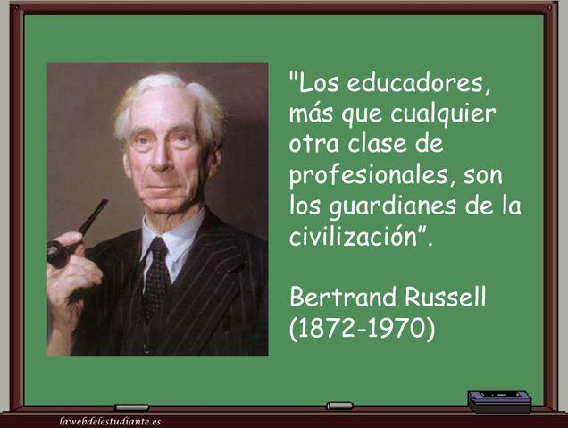 Resultado de imagen de los educadores són los guardianes de la civilizacion