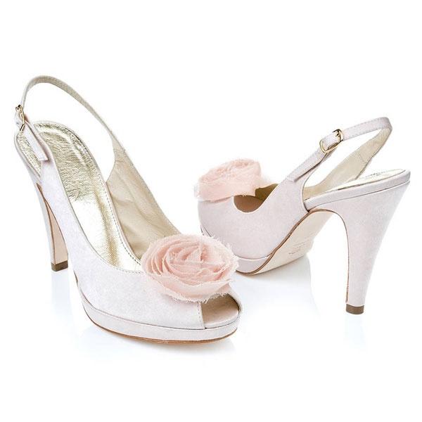 Rachel Simpson Rosie Vintage Bridal Shoesvintage Style Weddingsp Toe