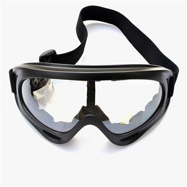 WOSAWE UV Protection Sports Ski Snowboard Skate Goggles Glasses Motorcycle Off-Road Ski Goggle Glasses Eyewear Colorful Lens