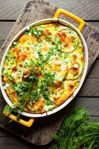 Quick Zucchini Gratin: Fast Zucchini Gratin Recipe – Marmiton