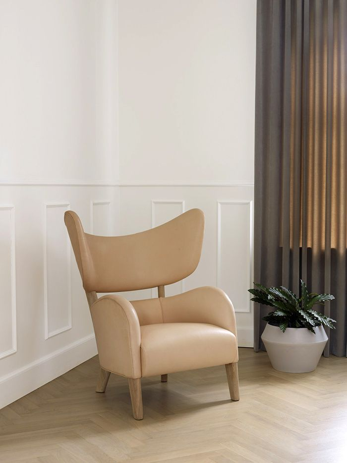 Accent Chairs by Window
