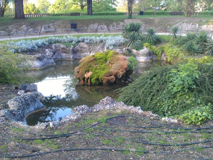 Parco degli eremitani- Padova