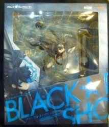 グッドスマイルカンパニー ブラックロックシューター ブラックロックシューター アニメーションver デカール欠/BLACK ROCK SHOOTER -Animation ver- without Sticker