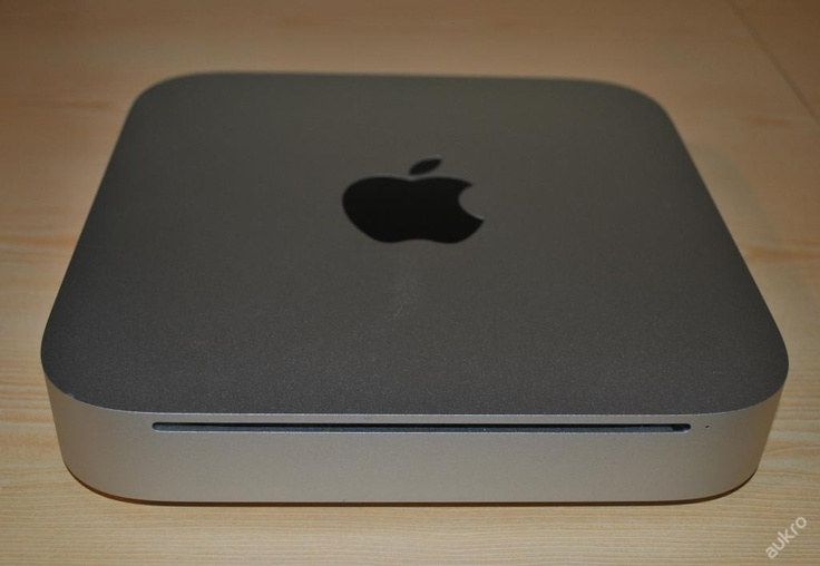 Apple Mac Mini MID-2010 C2D 2,4GHz 4GB DDR3, 320GB