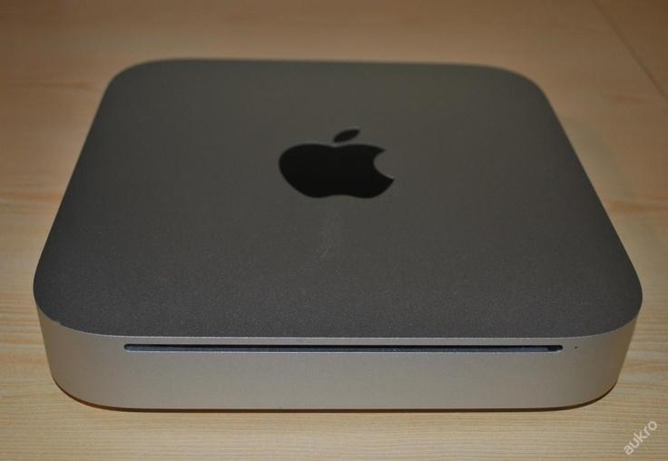 Apple Mac Mini MID-2010 C2D 2,4GHz 4GB DDR3, 320GB