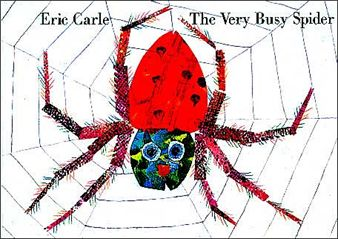 The Very Busy Spider by Eric Carle / By Eric Carle(Author) Publisher: