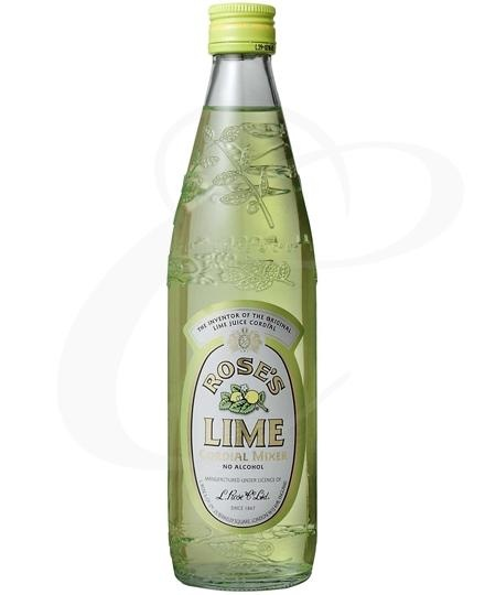 Lime Cordial - add a shot to vodka and diet coke for a sweet low calorie alcoholic drink :)