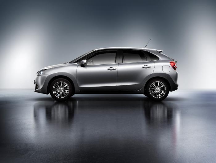 Автофория: Suzuki Baleno compact hatchback