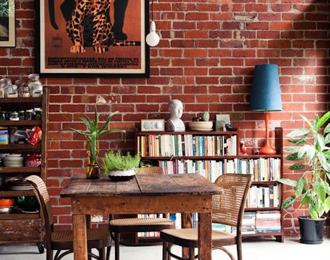 20 Breathtaking Rooms With Exposed Brick