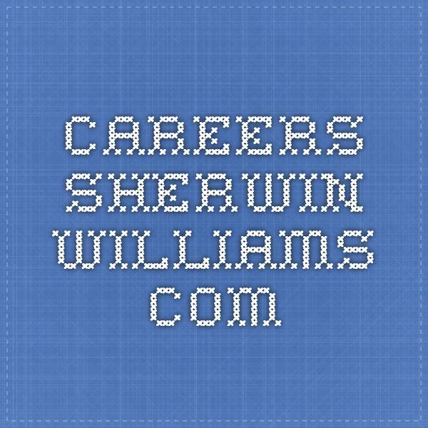 careers.sherwin-williams.com
