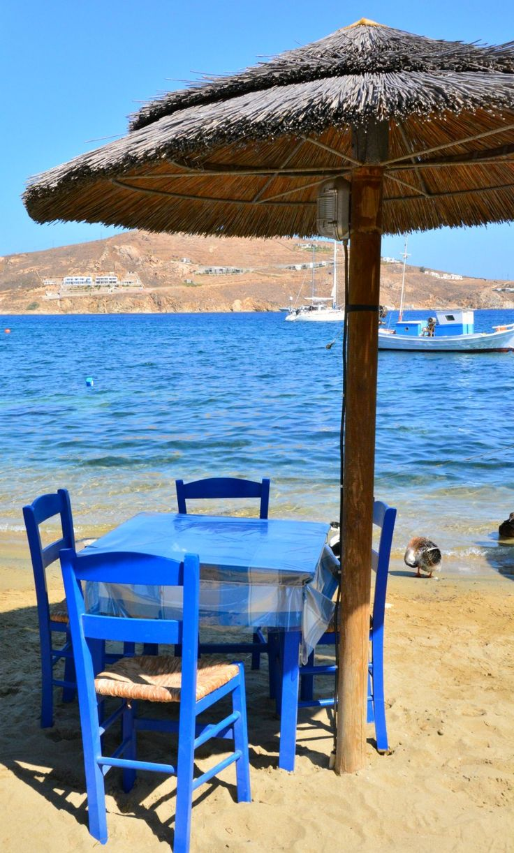 Eat an amazing meal with the sand at your feet! Love the Livadi on Serifos. Read on about the top things to do on this Greek island.