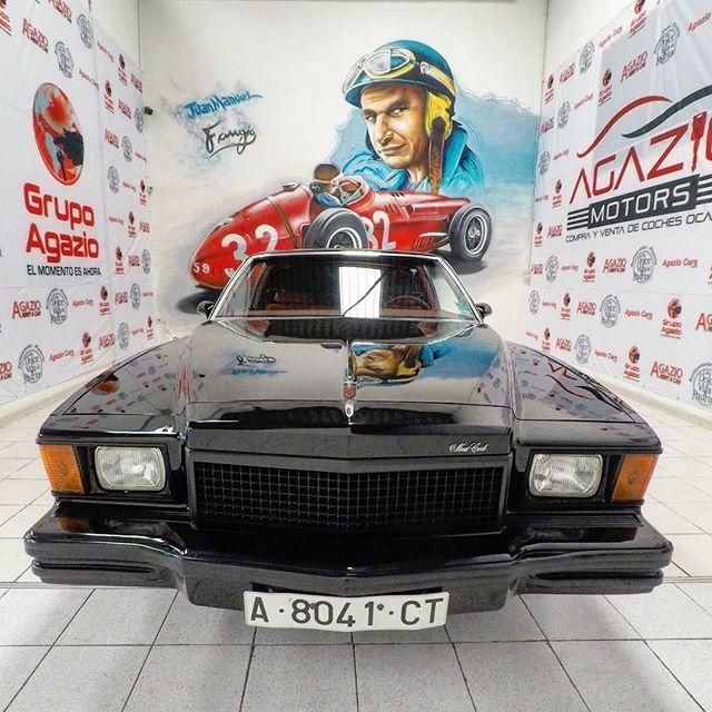 Chevrolet Montecarlo clásico Agazio Motors  contacto : AGAZIO movil : 688 228 704  Carburante: Gasolina Primera matriculación: 03 / 1978 Kilometraje: 40.375 km Precio:  9.99900 Motor:  Potencia en CV: 204 Potencia en KW: 150 Cilindrada: 4903 ccm