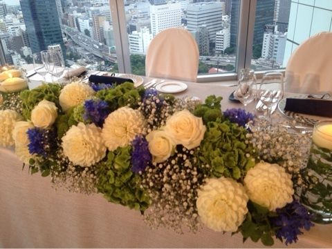 夏至 wedding の画像|Wedding &Party Designerの黒沢祐子