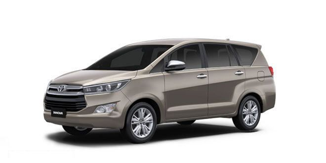 Kumar Tourist Offering Toyota Innova Crysta Car Hire In Delhi For The Outstation Tour Package Kumar Tourist Is The Most Trustworthy T Toyota Innova Toyota Car