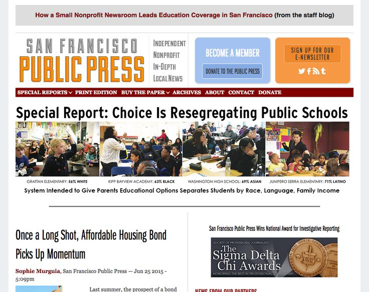 Michael Stoll persists in vision to create a public-radio-style newspaper despite lack of funds