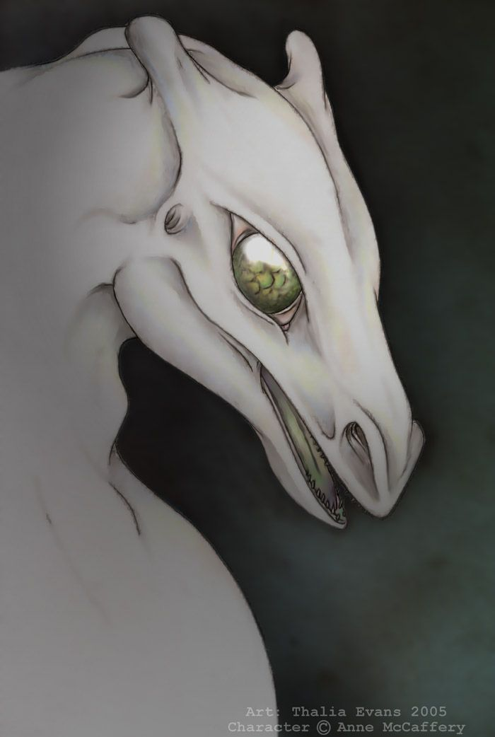 Ruth the white dragon by ~Swirlything on deviantART ...