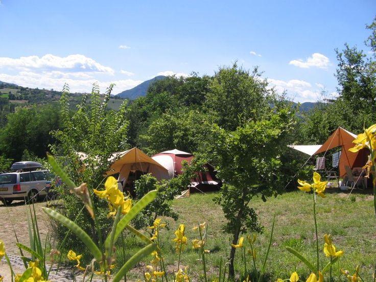 Camping LE MARCHE, Italie kamperen, rustiek kleine camping