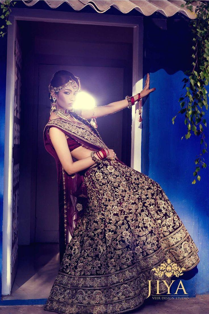 343 best Inspiration   Lehenga images on Pinterest   Indian ...