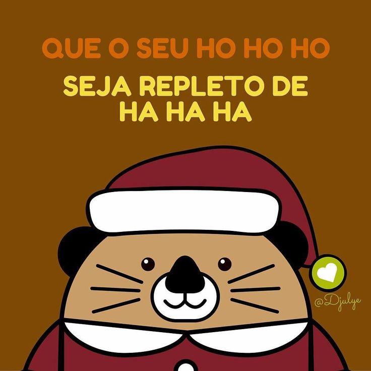 Bom dia  Desejo um natal iluminado e cheio de gratidão para vocês.  Essa é a época do ano que eu mais gosto amo o clima natalino as luzes nas casas a decoração de natal as tradições bons sentimentos e energias... Natal é tempo de festejar agradecer perdoar unir abraçar amar e lembrar de todos os motivos que temos para ser feliz todos os dias.  Feliz MUITO feliz natal para vocês e para toda família