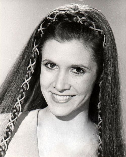 Carrie Fisher - Return of the Jedi