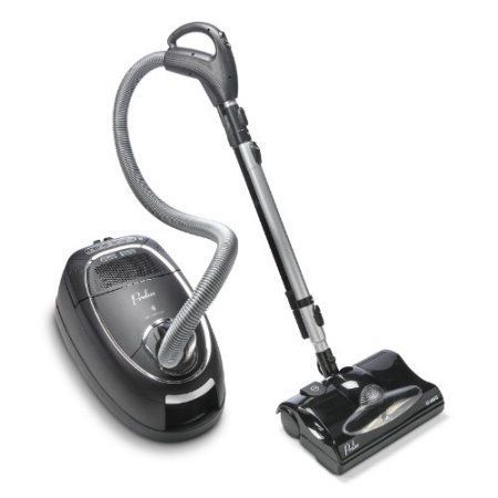 NEW 2016 ProLux Stealth 2))) Quiet Hepa Sealed Canister Vacuum with 3 year warranty Pro Lux, Black