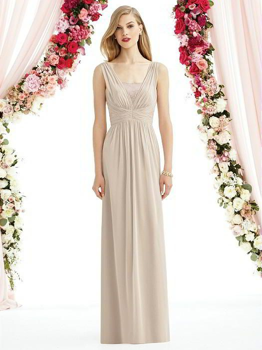 After Six Bridesmaids Style 6741 size 14