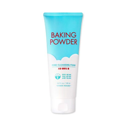 [ЭТЮД HOUSE] Разрыхлитель Pore Cleansing Foam - 160ml