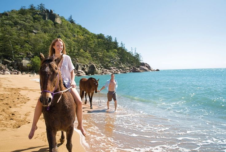Magnetic Island - top 5th place to see in Australia. Magnetic Island has a wide variety of accommodation to suit everyones.  Magnetic Island offers a unique blend of national park, untouched tropical beaches. You can travel & enjoy Horse Riding, Water Sports Activity, Sight Seeing  through australia new zealand tour package from india.