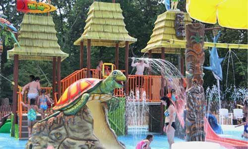 Yogi Bear at Tall Pines Resort Elmer NJ