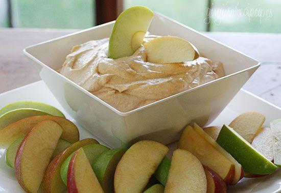 Pumpkin Pie Dip | SkinnytasteRecipe, Brown Sugar, Weights Watchers, Food, Healthy Pumpkin, Pumpkin Dips, Fruit Dips, Pumpkin Pies Dips, Greek Yogurt