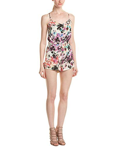 8833bdbd0b6 Parker Womens Scout Romper M Pink    BEST VALUE BUY on Amazon  RomperisSexy