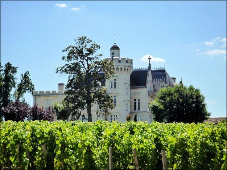 Château Pape Clément - Les balades en photos de Kordouane