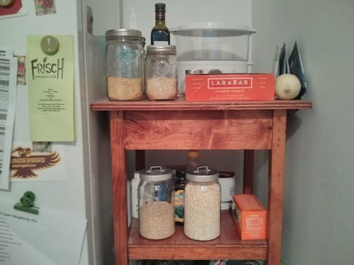 Bulk Food Storage (How to Store Bulk Foods, Flour, Nuts, Grains, Breads & Spices)   Happy Herbivore   #tips