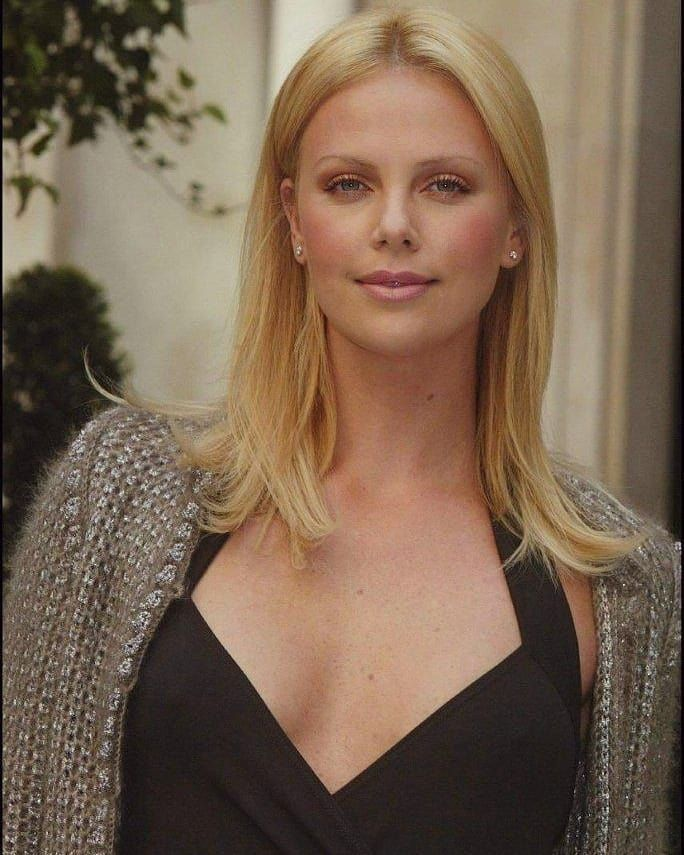 Charlize Theron Ny Blondes: Charlize Theron, Blonde