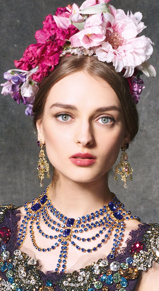 Dolce and gabbana fw 2016 collection evening for High couture