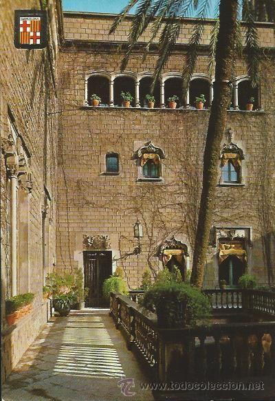 M s de 25 ideas fant sticas sobre barrio gotico en for Barrio ciudad jardin madrid